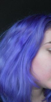 My Manic Panic Ultra Violet | Pinterest Addicted_to_aesthetic Addicted_to_aesthetic
