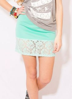 Baleeblu _ Captivate Shop _ Skirt