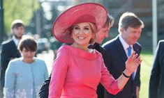 Hats off to birthday girl Queen Maxima of the Netherlands - HELLO! US