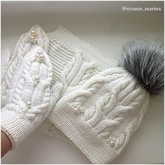 136 likes, 8 comments – Knitting … - Knitting Crochet Knitted Mittens Pattern, Sweater Mittens, Baby Hats Knitting, Baby Knitting Patterns, Knitting Stitches, Knitting Designs, Knitting Projects, Knitted Hats, Scarf Hat