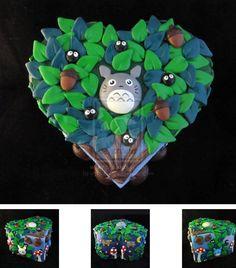 I Heart Totoro Box by *egyptianruin on deviantART