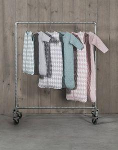 Sleeping bags Mini waffle & Diamond check by Jollein Vintage Green, Wardrobe Rack, Baby, Colours, Diamond, Furniture, Sleeping Bags, Check, Design