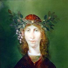 Szász Endre: Szeptember Klimt, Hungary, Painting, Art, Pintura, Art Background, Painting Art, Kunst, Paintings