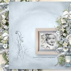 Check out this brand new soft colored kit by Vanessa's Creations  MYSTICAL DAYS now up to -40% !!  All in my stores: Scrap From France http://scrapfromfrance.fr/shop/index.php?main_page=index&cPath=88_308  RAK Anastasia Serdyukova