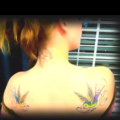 Sparrow tattoo. Next thing I'll be getting