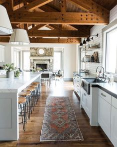 Love the layout and flooring