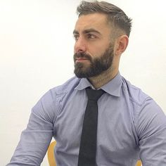 Gorgeous Bearded Man