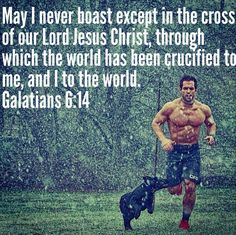 Rich Froning, the role model and inspiration