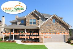 Smart Homes to bring a New Dimension to Affordable Housing Segment in India #Dholera #DholeraSIR #DholeraSmartCity #Gujarat