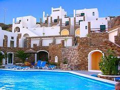 Ios Greece Hotels - Katerina Hotel in Mylopotas