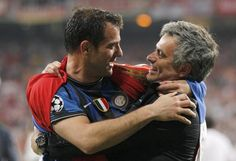 #Stankovic and #Mourinho Champions League final