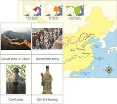 Ancient Civilizations - China by Montessori for Everyone