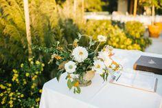 Garden of Eden, LA County Botanical Garden style | real wedding inspiration from Alex Rapada via AislePlanner.com