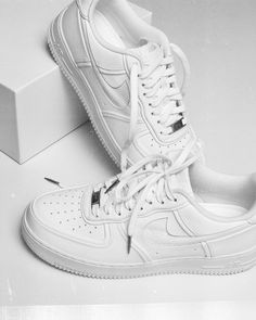"""1b5cbb82109 Nike s Air Force 1 """"Off White x MoMA"""" gets blacked out leather with ..."""
