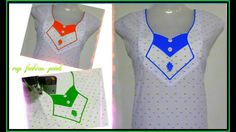 New Neck Designs/Cutting & Stitching/Easy Making In Hindi