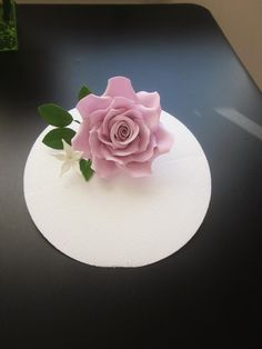 Gumpaste Rose — Flowers