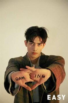 Asian Boys, Asian Men, Korean Men Hairstyle, Song Wei Long, Drama Fever, Ulzzang Boy, Actor Model, Famous People, Hot Guys