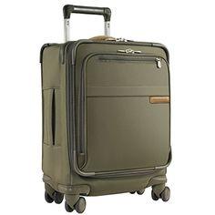Briggs & Riley @ Baseline Luggage Baseline Commuter Spinner Bag