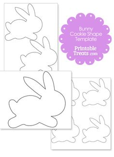 easter chick template printable from printabletreats com easter