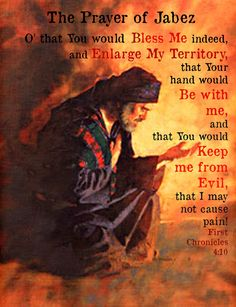 The Prayer of Jabez, Its Principle, and Paul | Berean ...