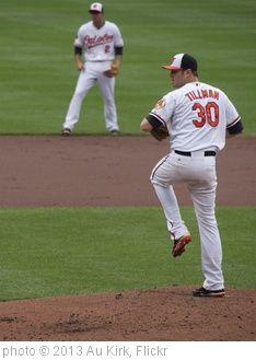 Chris Davis hits his 31st homer, Tillman picks up 10th win, Orioles sweep Yankees