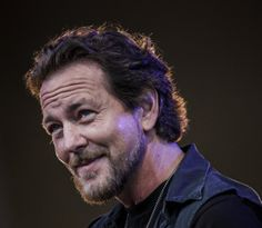 """Eddie Vedder and he's still looking good! I don't know anyone else who sings """"hmm"""" so sexy as Eddie! Music Is My Escape, Music Is Life, My Music, Pearl Jam Posters, Jeff Ament, Matt Cameron, Pearl Jam Eddie Vedder, Grunge Boy, Chris Cornell"""