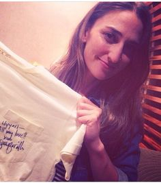 Sara Bareilles. Love Of My Life, Love Her, Sara Bareilles, Chat Board, Just The Way, Current Events, My Hero, The Voice, Singer