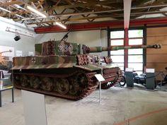 Panzerkampfwagen VI ausf. E Tiger Munster