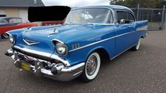 1957 Chevrolet Bel Air 2dr Hardtop $58,400  by Magnusson Classic Motors in Scottsdale AZ . Click to view more photos and mod info.