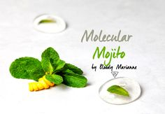 Molecular Mojito by Bloody Marianne #cocktail #mixology #molecular