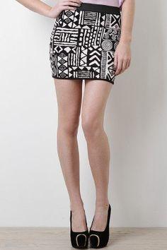 #UrbanOG                  #Skirt                    #Tribal #Wide #Skirt      Tribal Wide Skirt                                   http://www.seapai.com/product.aspx?PID=239316