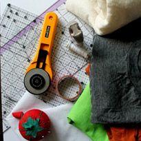Modern T-Shirt Quilt Series: Part One – Supplies   Prep