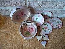 Do kuchyne - Ružové čajíkovanie - 4876419_