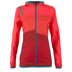 La Sportiva Creek Jacket - Wind Jacket Women's | Free UK Delivery | Alpinetrek.co.uk
