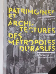 BNF  Exposition Graphisme contemporain et patrimoine(s)