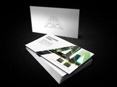 Analogistic visit card #8ncm #analogistics #fcorporate