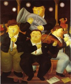 fernando botero Four Musicians print for sale. Shop for fernando botero Four Musicians painting and frame at discount price, ships in 24 hours. Paul Klee, Diego Rivera, Norman Rockwell, Caravaggio, Manet, Renoir, Frida Diego, Art Ancien, Art Populaire