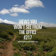 Views you won't see from the office #217 - Tell it on the Mountain - Tales from the Pacific Crest Trail - Documentary
