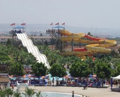 ayia napa cyprus | ... The best water parks in the world - Water World, Ayia Napa, Cyprus