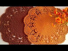 Free Crochet Doily Patterns, Crochet Squares, Crochet Doilies, Crochet Crocodile Stitch, Flower Embroidery Designs, Napkins Set, Crochet Projects, Crafts, Mandala