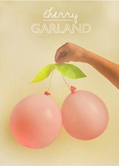 Cherry Garland