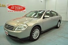 Japanese vehicles to the world: 2003 Nissan Teana 230JM for Zimbabwe to Dar es sal...