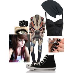 """""""Hipster/Indie Scene"""" by xxyounghopexx on Polyvore"""