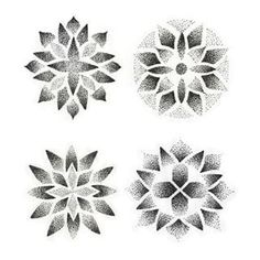 dotwork mandalas - Google Search
