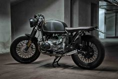 BMW BOXER BLACK | Motorecyclos
