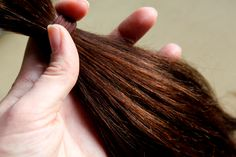Another Successful Haircut for Cancer! ~ Blog http://www.chicmamma.ca/2013/10/another-successful-haircut-for-cancer/