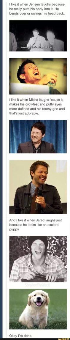 Supernatural!!