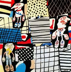 The low hours - Jean Dubuffet