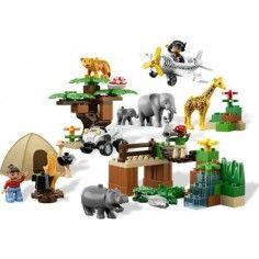 http://idealbebe.ro/lego-duplo-safari-p-13003.html Lego - Duplo - Safari