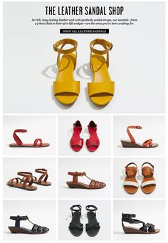 Madewell - Walk this way: Must-have sandals are in